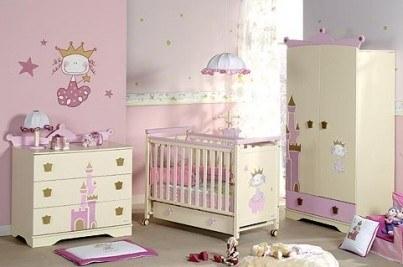El dormitorio del beb ideas el rinc n de sonia - Dormitorio para bebe ...