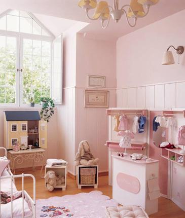 Feng shui el estudio del color el rinc n de sonia - Colores para dormitorios infantiles ...