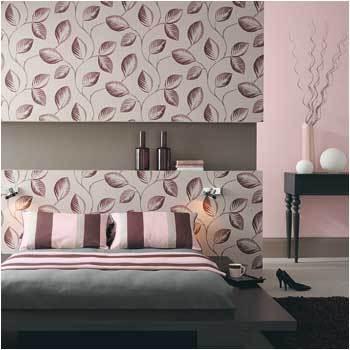 Papel pintado estampados florales el rinc n de sonia for Papeles para empapelar dormitorios