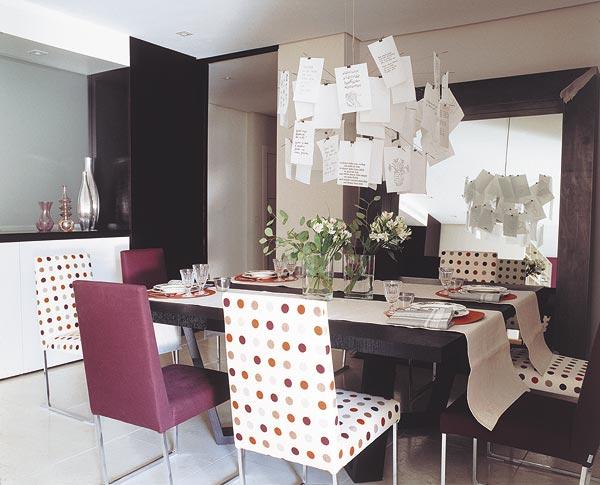 Decorar el comedor variedad de estilos el rinc n de sonia - Como decorar mi salon comedor ...