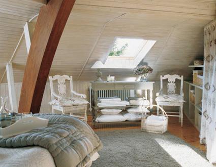 Fomenta la luz natural de tu casa el rinc n de sonia for Ventana en el techo