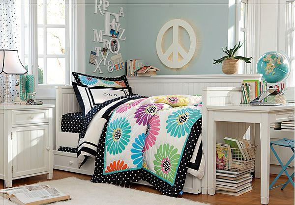 Dormitorios juveniles para ellas el rinc n de sonia - Decoracion surfera ...