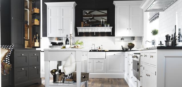 Cocinas blancas: Orden y luz - El Rincón de Sonia