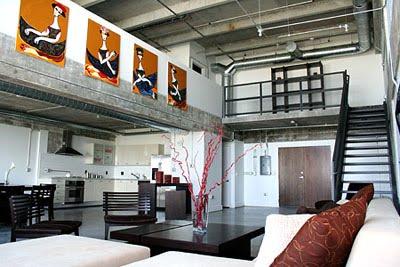Claves para decorar un loft el rinc n de sonia for Decorar piso tipo loft