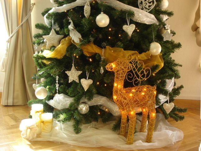 Como decorar el rbol de navidad el rinc n de sonia - Como poner el arbol de navidad ...