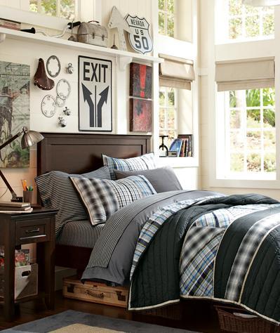 Dormitorios juveniles para ellos el rinc n de sonia - Cuadros dormitorio juvenil ...