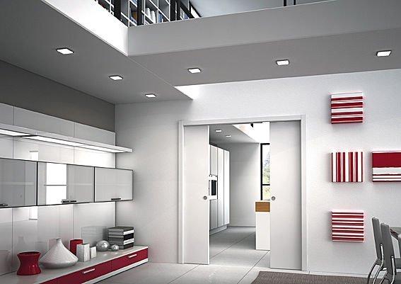 Puertas correderas y empotrables el rinc n de sonia for Sistemas de puertas correderas interiores