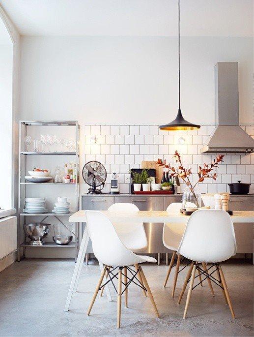 Cocinas de estilo industrial - El Rincón de Sonia