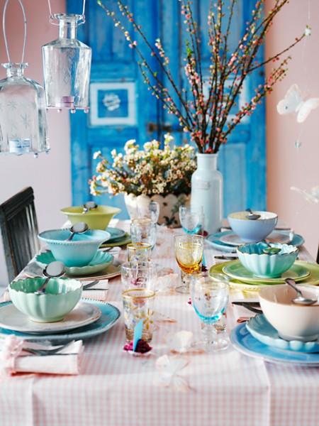 Ideas para decorar la mesa en verano el rinc n de sonia - Mesas de verano ...