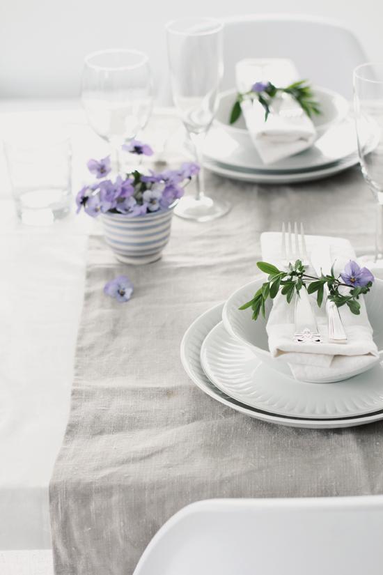 los textiles como los utilizados en manteles servilletas o en los cojines de sillas y sillones en caso de utilizarse es aconsejable que estn