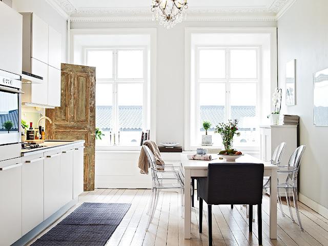 El color blanco en decoraci n el rinc n de sonia Color blanco roto para paredes