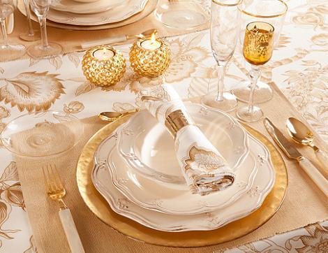 Inspiraciones para tu mesa navideña   el rincón de sonia