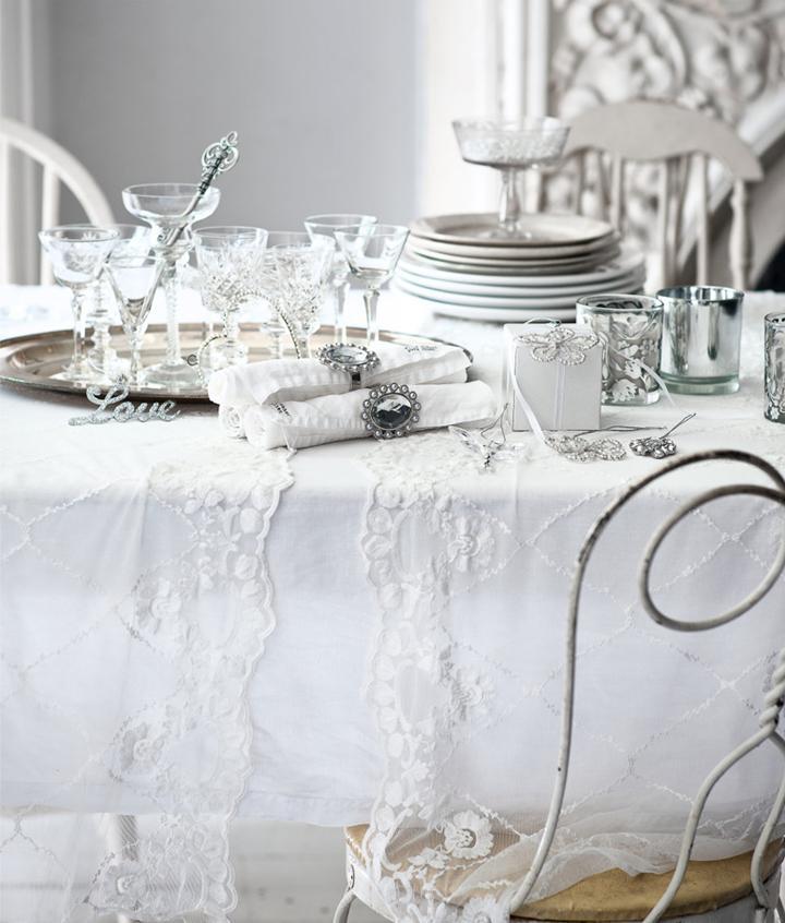 Inspiraciones para tu mesa navideña - El Rincón de Sonia
