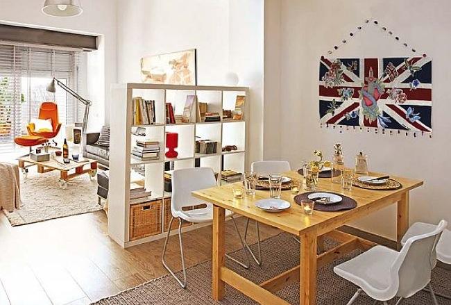 Aprovechar los espacios peque os el rinc n de sonia - Ideas para decorar un loft ...