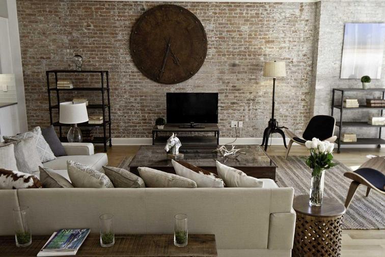 El ladrillo como elemento decorativo - El Rincón de Sonia