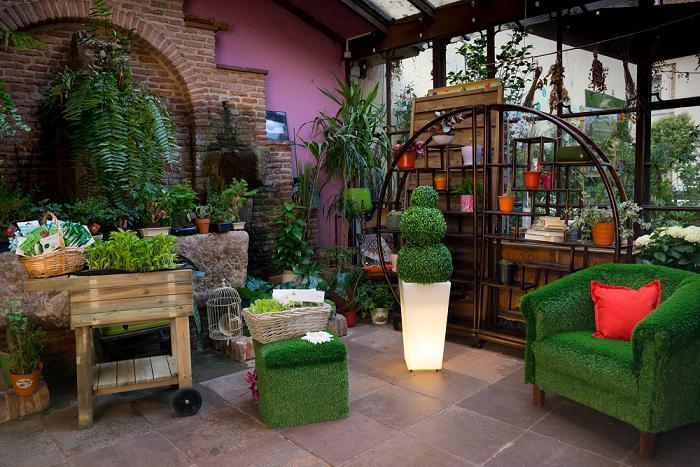 Creando un huerto urbano con leroy merl n el rinc n de sonia - Arceau de jardin leroy merlin ...