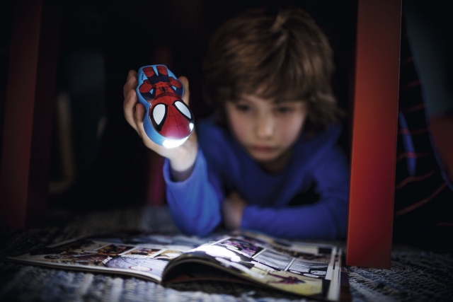 Linterna Spiderman Lifestyle 3