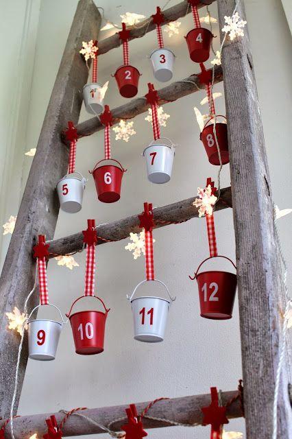 Navidad: inspiraciones para crear el calendario de adviento   el ...
