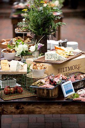 Una mesa buffet en tus celebraciones navide as el rinc n de sonia for Casa jardin buffet