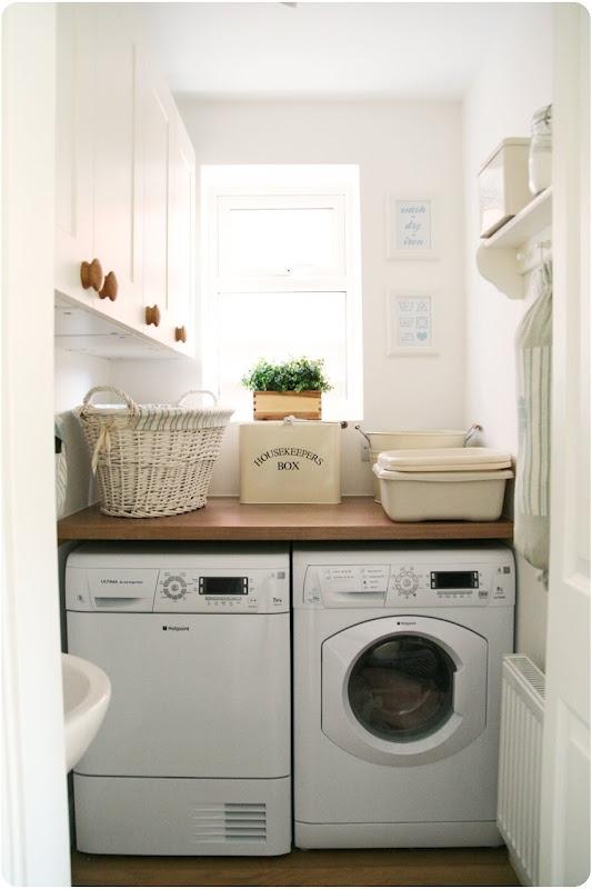 Ideas para crear una zona de lavado el rinc n de sonia for Cocina y lavadero integrados