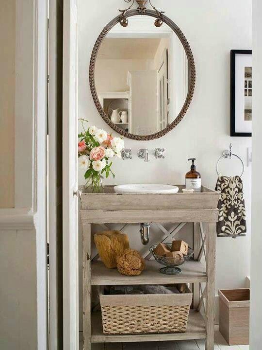 Baños Estilo Natural:El estilo natural, perfecto para tu baño – El Rincón de Sonia