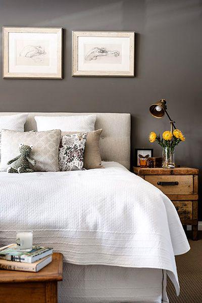 te gusta decorar con cuadros el dormitorio qu tipos de imgenes te gusta colocar en esta estancia