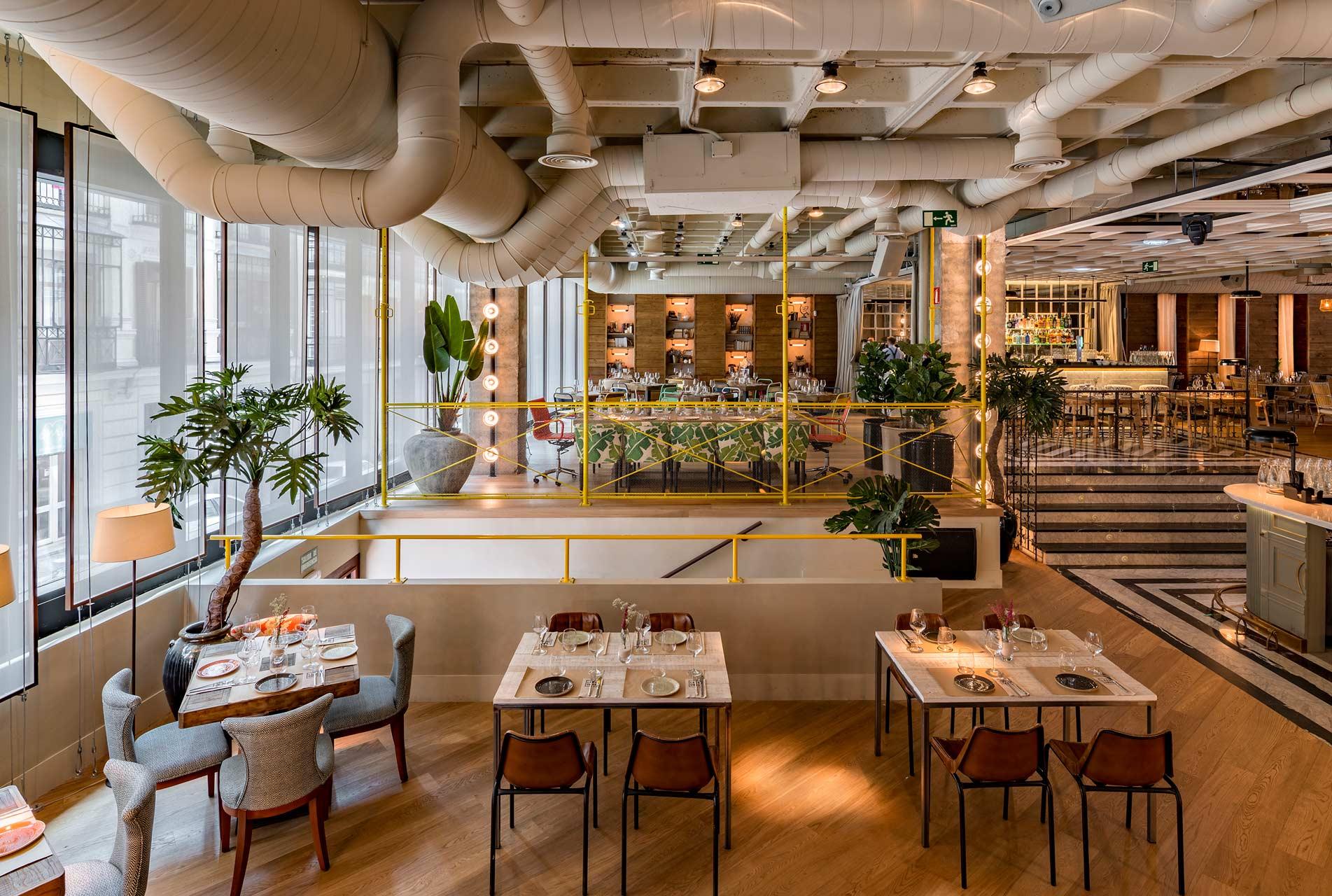 Perrachica un restaurante top en madrid el rinc n de sonia - La marieta madrid ...