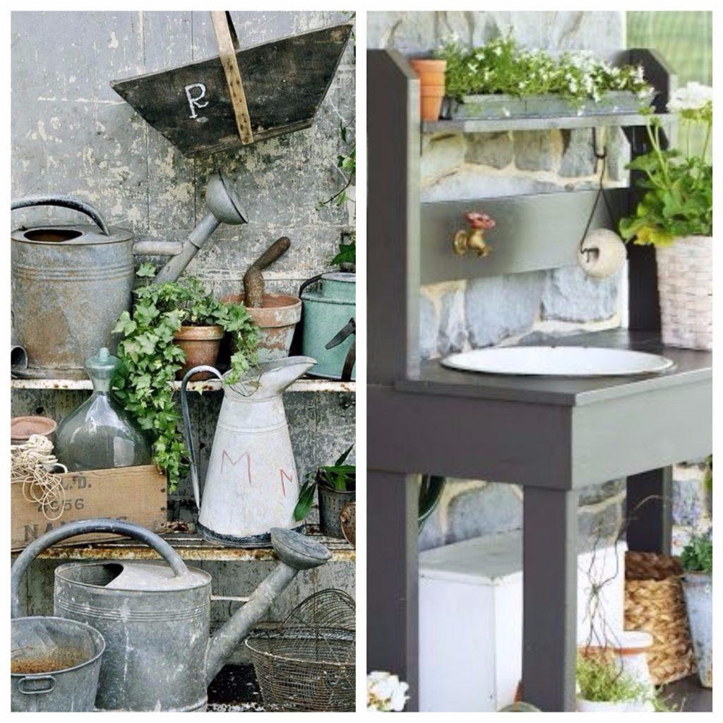 Ideas para organizar y decorar tu rinc n de jardiner a - Ideas para jardineria ...