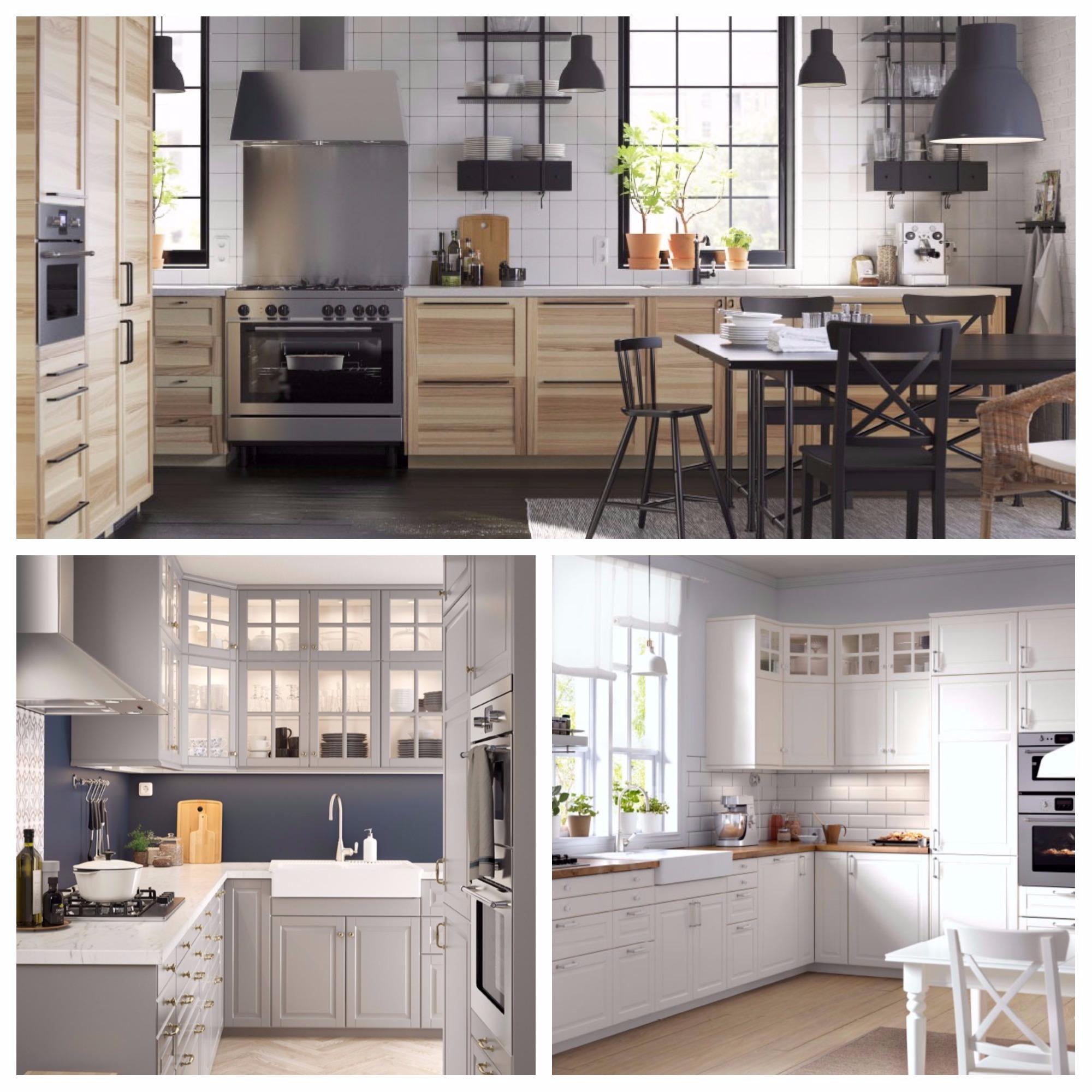 Claves e inspiraciones para diseñar mi nueva cocina IKEA ...