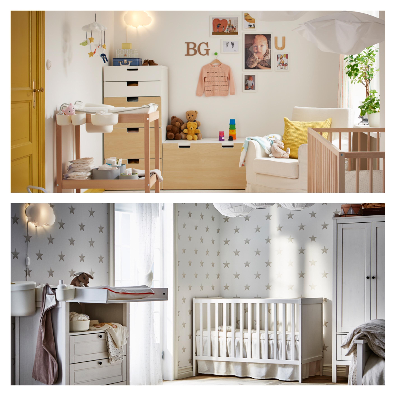 C mo concebir la habitaci n del beb decoraci n el Disenar habitacion ikea