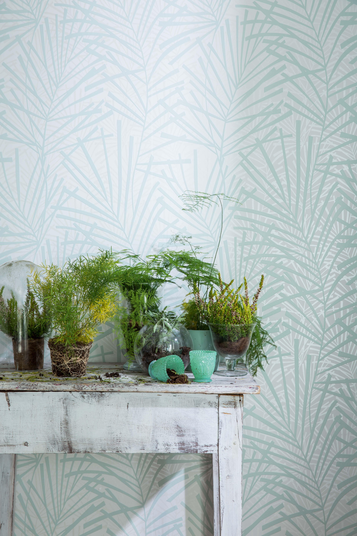 Como colocar el papel pintado beautiful stunning awesome papel pintado vinlico tringulos y - Se puede poner papel pintado sobre gotele ...