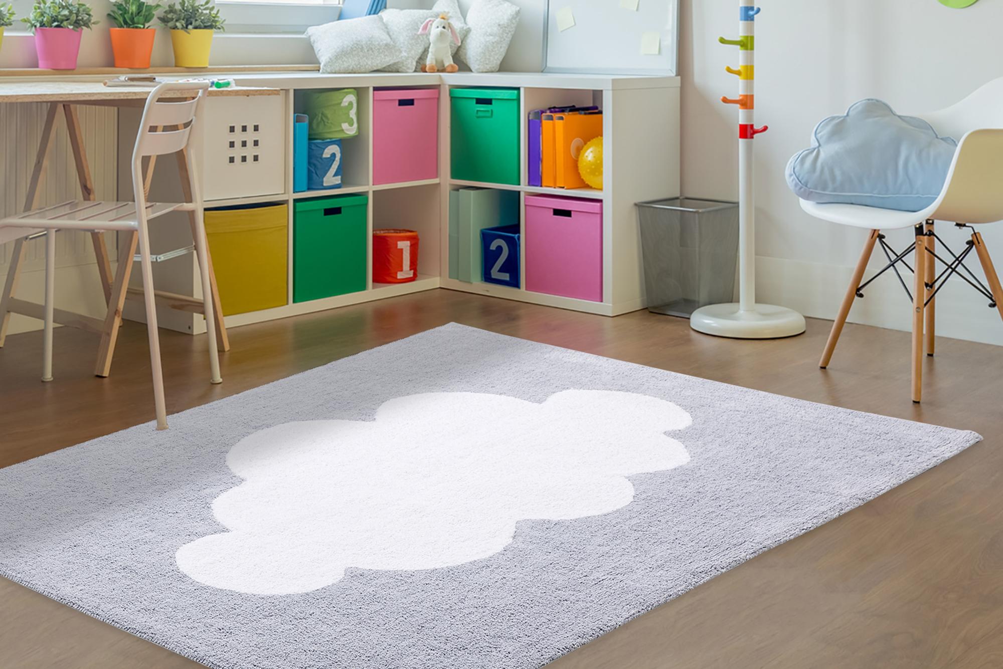 Alfombras infantiles, un complemento esencial en dormitorios de ...